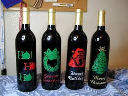 wine bottle engraving wine bottles