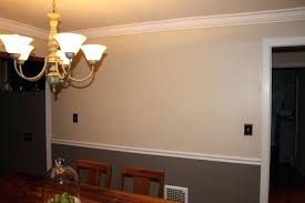 dining room beautiful chair rail dining room dining decorating