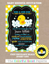 duck baby shower invitations best 25 baby shower duck ideas on ducky baby showers