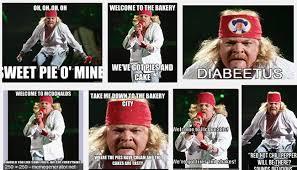 Axl Rose Meme - axl rose meme consequence of sound