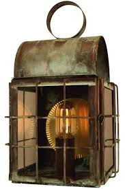back bay wall sconce copper lantern copper lantern lights and porch