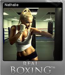 image real boxing card 08 foil png steam trading cards wiki