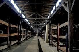 Dormitory Bunk Beds Auschwitz Poland Dormitory Bunk Beds At Concentration C