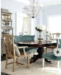 Dining Room Settee Dining Table With Settee 8 Oval Dining Table Set With