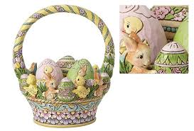 jim shore easter baskets top 10 best easter centerpieces for your table 2018 heavy