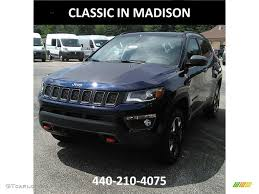 jeep compass trailhawk 2017 colors 2017 jazz blue pearl jeep compass trailhawk 4x4 121259267