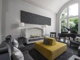 birmingham wainscoting design tripod lamp architecture tufted sofa