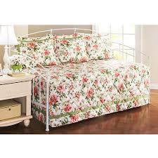 Daybed Comforter Set Better Homes And Gardens Garden Room Daybed Bedding Set Walmart Com