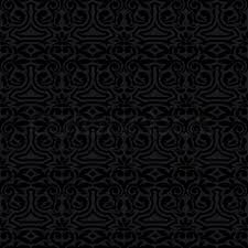 black wrapping paper damask beautiful background with rich luxury ornamentation black