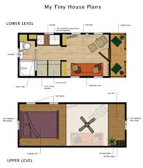 micro cottage with garage tiny loft house plans on small guest house floor plan with garage