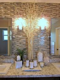 ideas for bathroom countertops bathroom countertop decorating ideas photogiraffe me