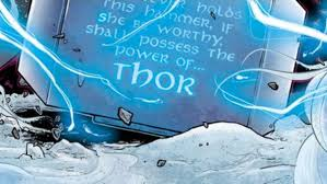 female thor hammer creed changes pronouns