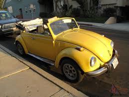 file 1972 yellow vw beetle little 1972 volkswagen beetle convertible