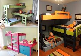 Free Do It Yourself Loft Bed Plans by Bunk Bed Loft Decor Splendid Fireplace Small Room On Bunk Bed Loft