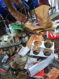 Trashing by Ecowaste Coalition Ecowaste Laments The Trashing Of Streets As An