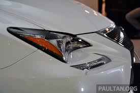 lexus rc f malaysia lexus rc coupe launched in malaysia u2013 rc 350 luxury for rm526k
