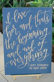 wedding quotes literature beautiful wedding quotes about the great gatsby quote