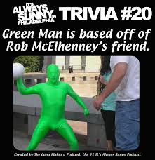 Green Man Meme - green man is real iasip