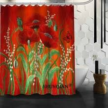 Painting Fabric Curtains Online Get Cheap Curtain Painting Aliexpress Com Alibaba Group