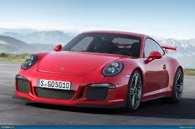 Ausmotive Com Geneva 2013 Porsche 911 Gt3 Revealed