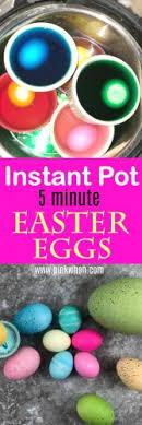 pink easter eggs easy instant pot easter eggs pinkwhen