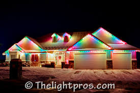 Decoration House Christmas Lights by Christmas Light Decorating Ideas