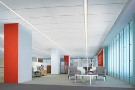 House Ceiling Usg Logix Integrated System