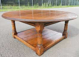 round coffee table with storage furniture table base adjustable
