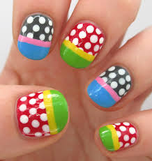image result for nail polish designs easy for kids nail design