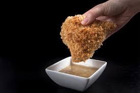 crispy pressure cooker chicken with homemade chicken gravy recipe