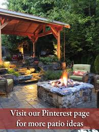 Landscaping And Patio Ideas Owner Kent Gliadon Says What Makes A Great Patio Design Kg Landscape