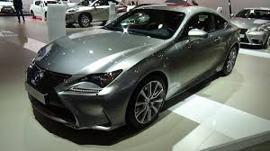 lexus rc interior 2017 2016 lexus rc 300h privilege line exterior and interior auto
