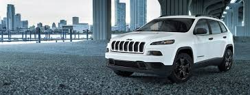 2017 jeep cherokee sport altitude limited edition model