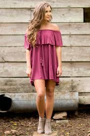 off the shoulder tunic summer style dresses u2013 designers