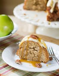 caramel apple pound cake recipe spicy southern kitchen