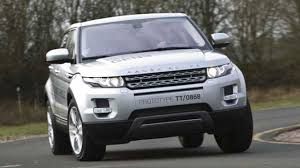range rover van range rover evoque driven top gear
