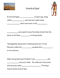 variety of ancient egypt activities by lizbiz2 teaching