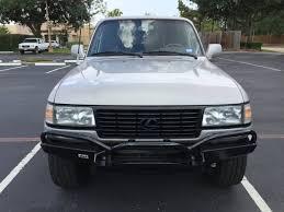 1996 lexus lx450 gas mileage for sale 1996 lx450 triple locked 170k fully baselined