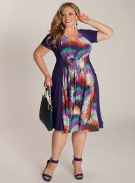 fit collection of casual frocks for fat ladies trendy mods com