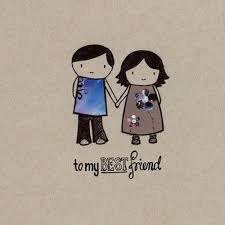 to my best friend card karenza paperie