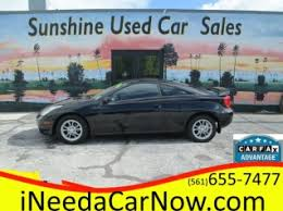 used 2000 toyota celica for sale used toyota celica for sale in palm fl 2 used celica