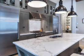 gray kitchen cabinets with white marble countertops white marble kitchen ideas beautiful designs designing idea