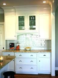 how to add crown molding to kitchen cabinets kitchen cabinet crown molding ideas joocy me