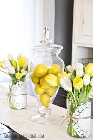 table decorations for easter 33 beautiful easter table decorations centerpieces diy
