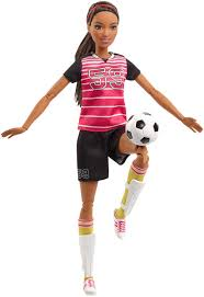 barbie move soccer player fcx82 barbie