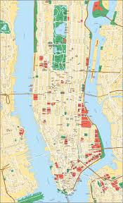 Usa Map New York City by Map Of New York City Yourcitymaps Com