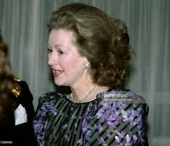 raine spencer aristocracy personalities pic april 1980 countess raine spencer