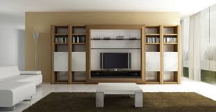 Design Cabinet Tv Built In Tv Cabinet Birch Built In Tv Console And Side Cabinets