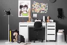 ikea bureau fille bureau ikea noir et blanc image deco noel with moderne bureau