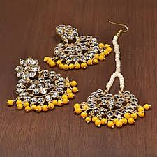 Buy Kundan Embellished Dangler Earrings Kundan Earrings Online Shopping Buy Kundan Earrings Craftsvilla